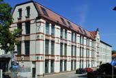 Außenansicht Technisches Museum Großröhrsdorf
