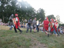 Kampf der Royal Rangers